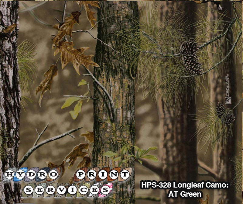HPS-328 Longleaf Camo AT Green