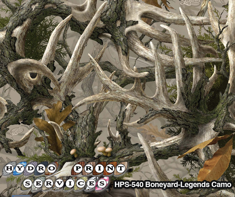 HPS-540 Boneyard-Legends Camo