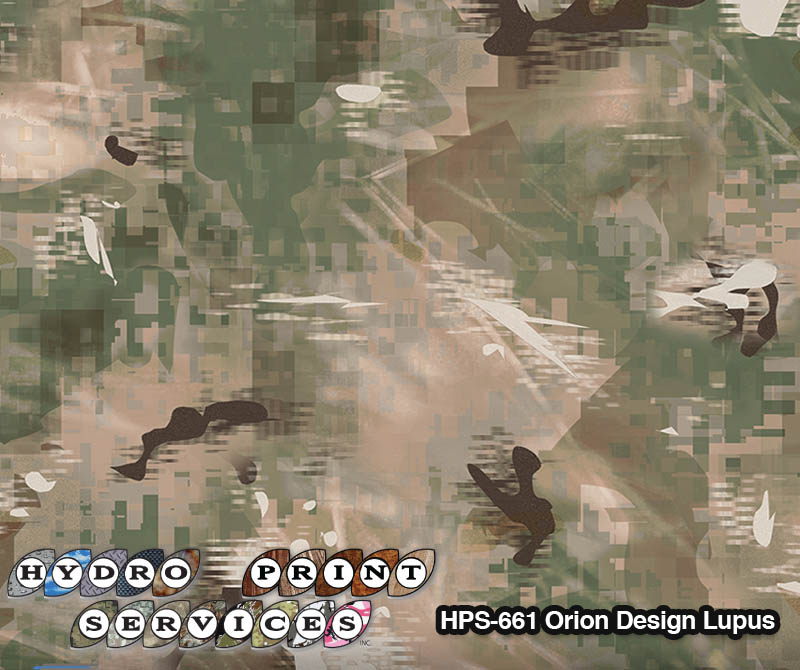 HPS-661 Orion Design Group Lupus Camo