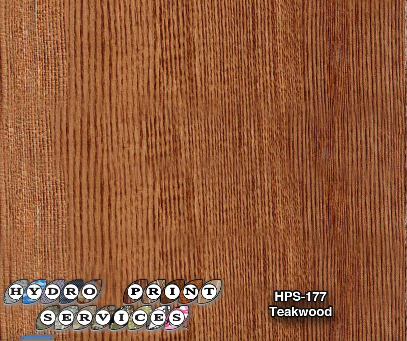 HPS-177 Teakwood