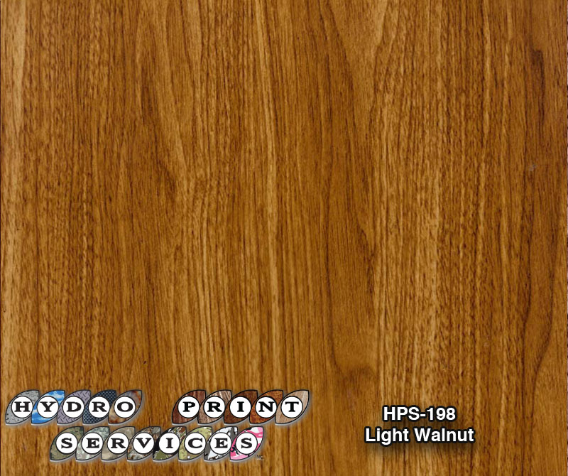 HPS-198 Light Walnut