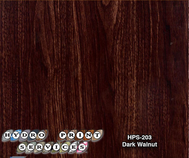 HPS-203 Dark Walnut