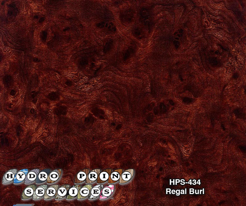 HPS-434 Regal Burl