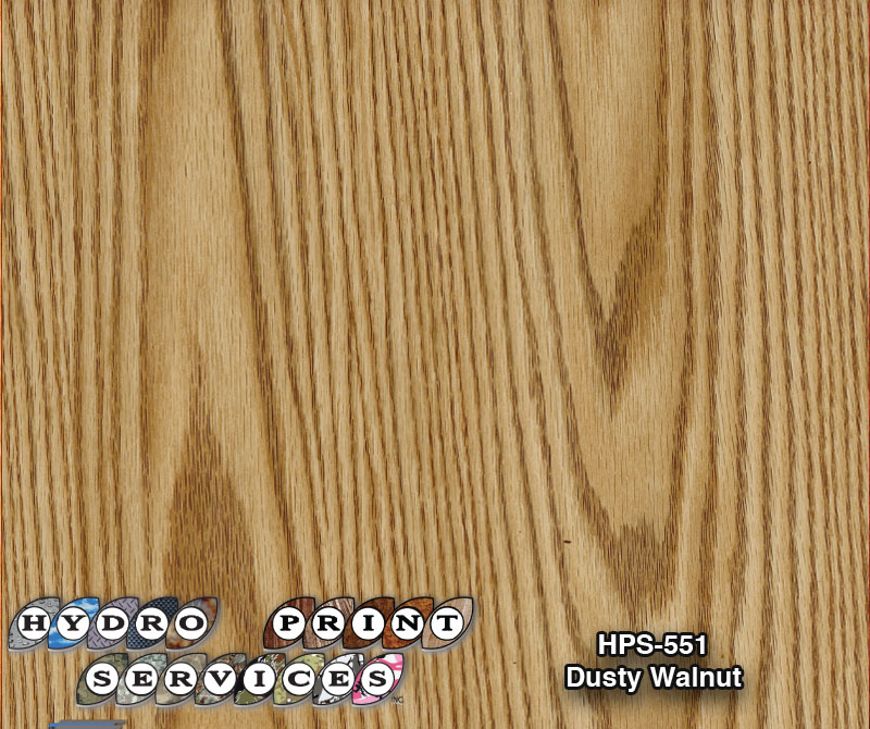HPS-551 Dusty Walnut