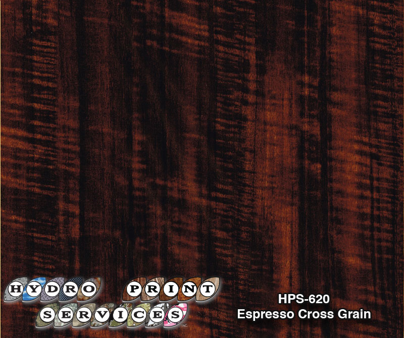 HPS-620 Espresso Cross Grain