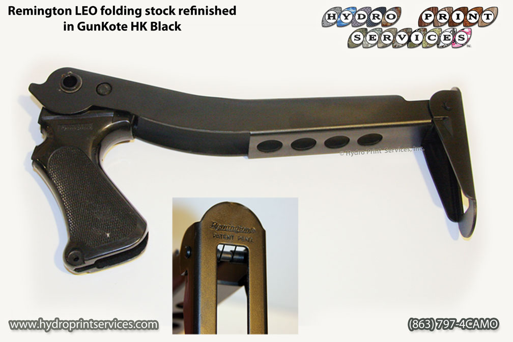 Remington 870 LEO topfolder