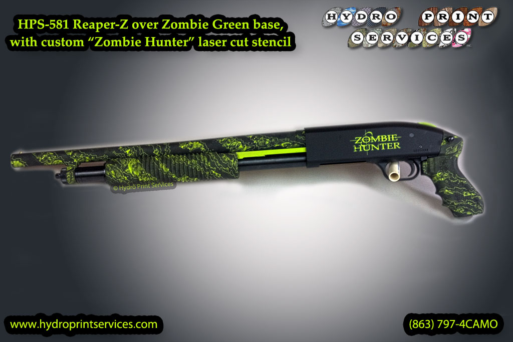 Zombie Hunter Mossberg 500