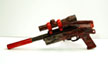 Red Pocket Rifle