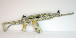 "Century ""Golani"" Galil in Snakeskin Illusions"